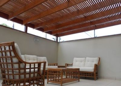 Terrazas y soluciones en madera